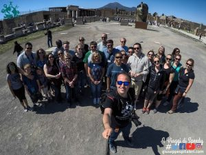 Norwegian Cruise Line Epic – Escursione a Pompei