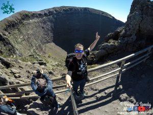 Norwegian Cruise Line Epic – Escursione sul Vesuvio
