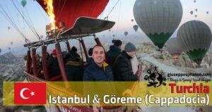 Cosa vedere in Turchia: sicurezza, attrazioni, divertimenti e … hotel gratuito Turkish Airlines