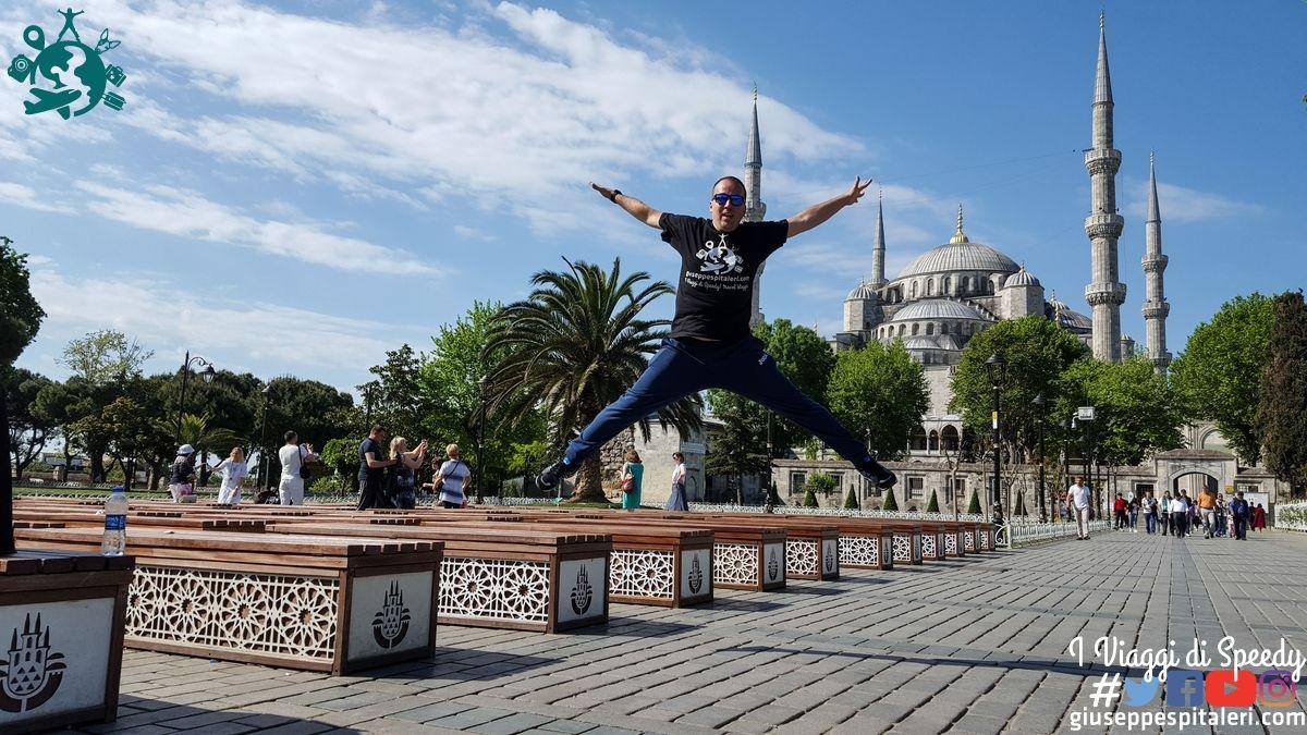 Un salto alla Moschea Blu di Istanbul (Turchia)