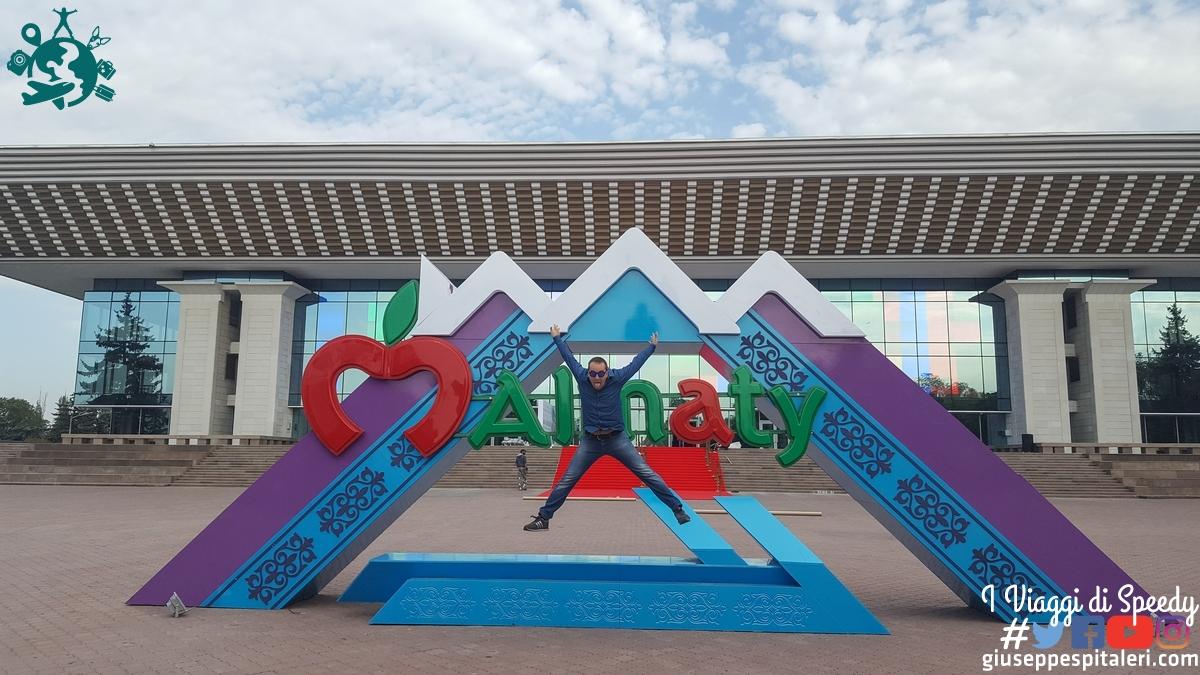 Un salto ad Almaty (Kazakhstan)