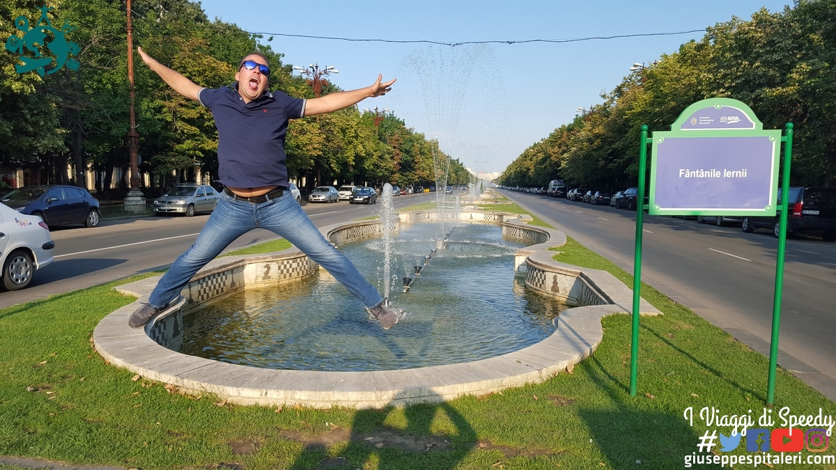 Un salto a Bucarest (Romania)