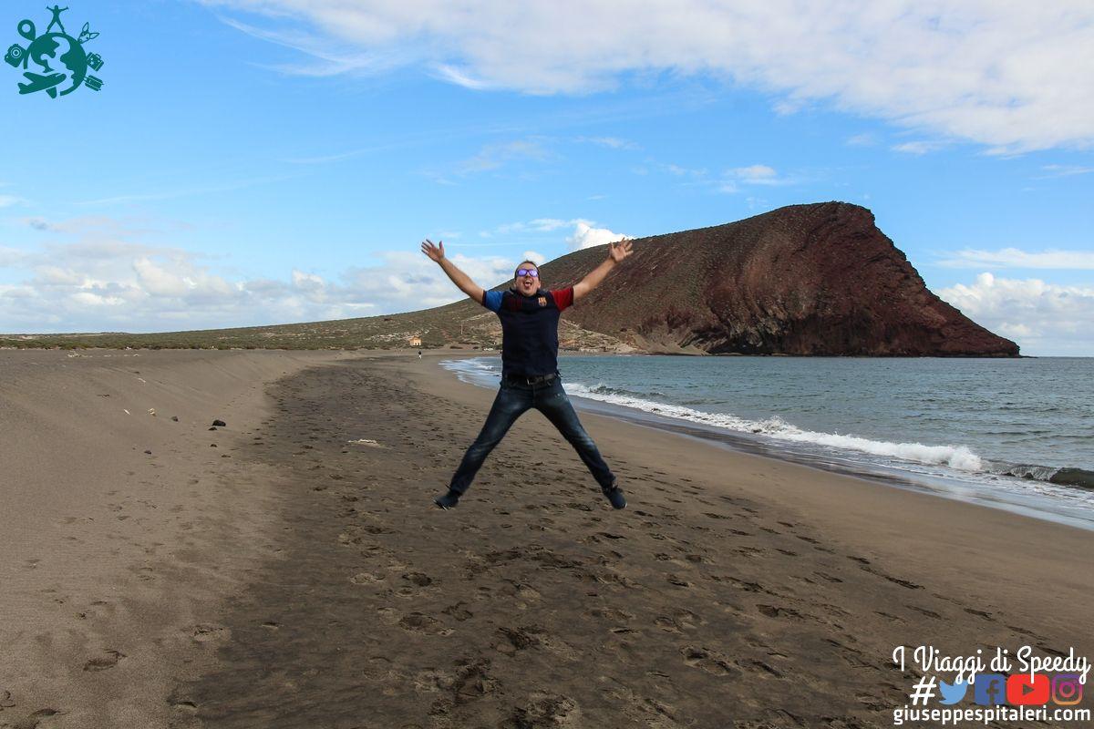 Un salto alla spiaggia La Tejita sull'Isola di Tenerife (Isole Canarie - Spagna)