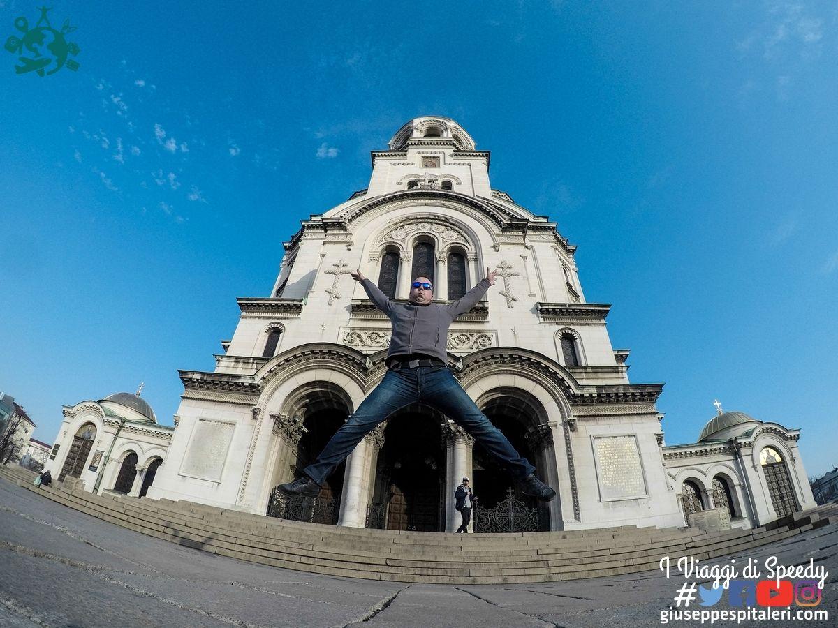 Un salto alla Cattedrale di Aleksandr Nevskij di Sofia (Bulgaria)