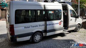 Hotel gratuito con Turkish Airlines se fai uno scalo lungo a Istanbul