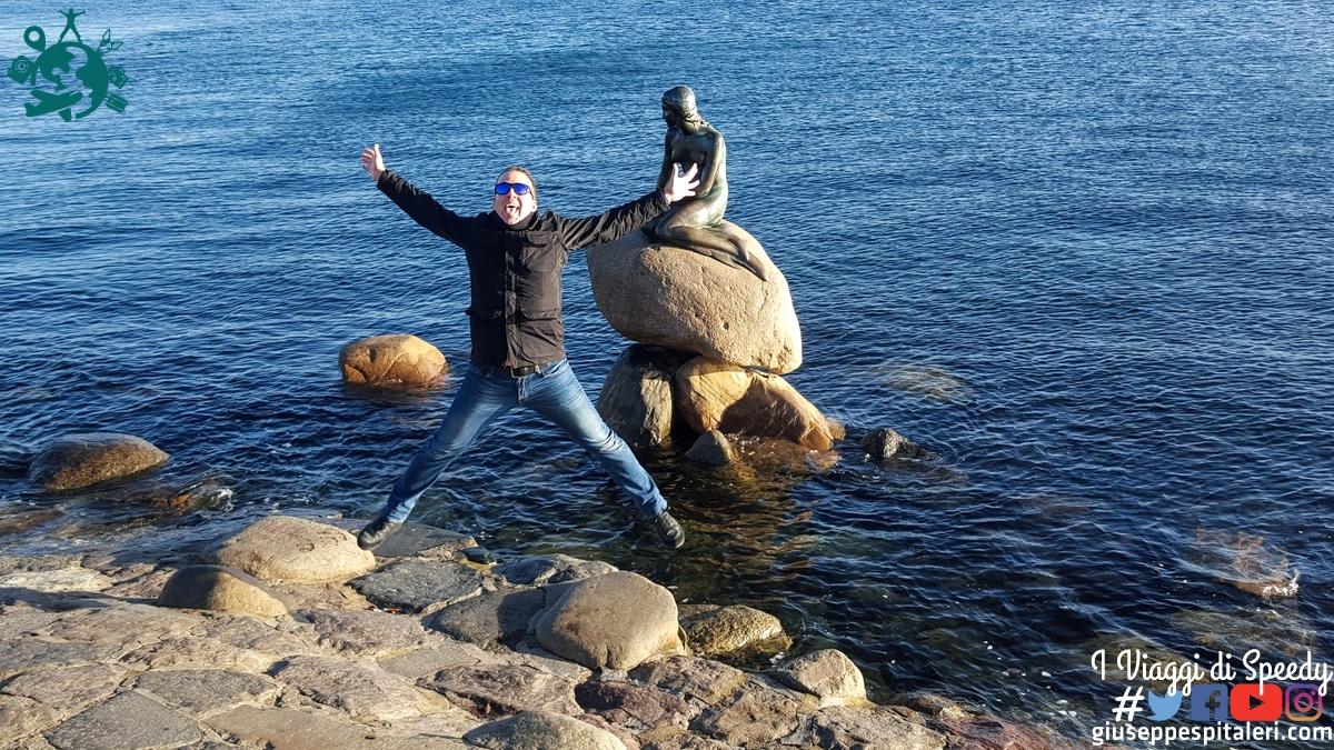 Un salto alla Sirenetta (Den lille Havfrue) di Copenaghen (Danimarca)