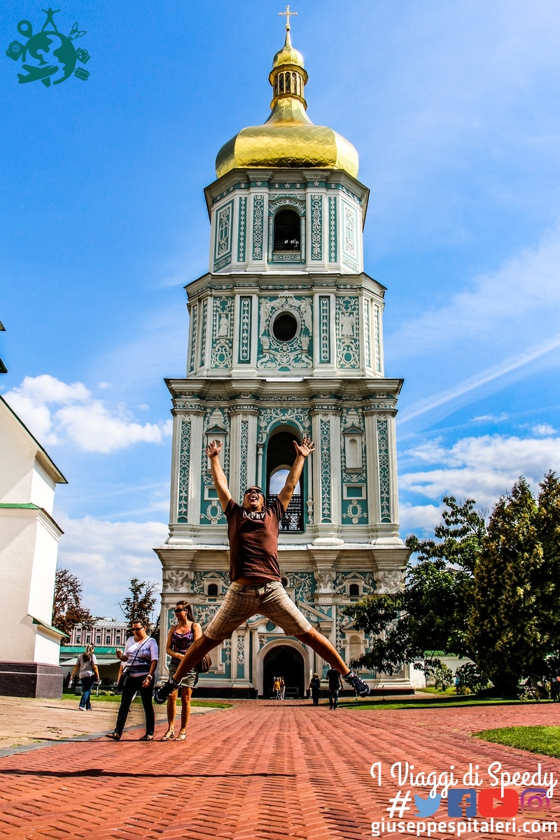Un salto alla Cattedrale di Santa Sofia a Kiev (Ucraina)