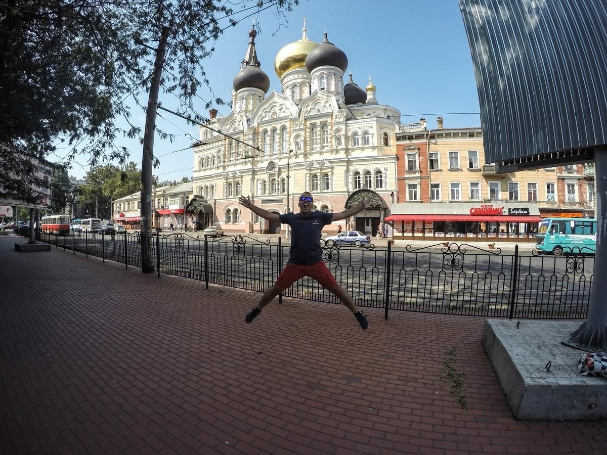 Un salto ad Almaty (Kazakistan)