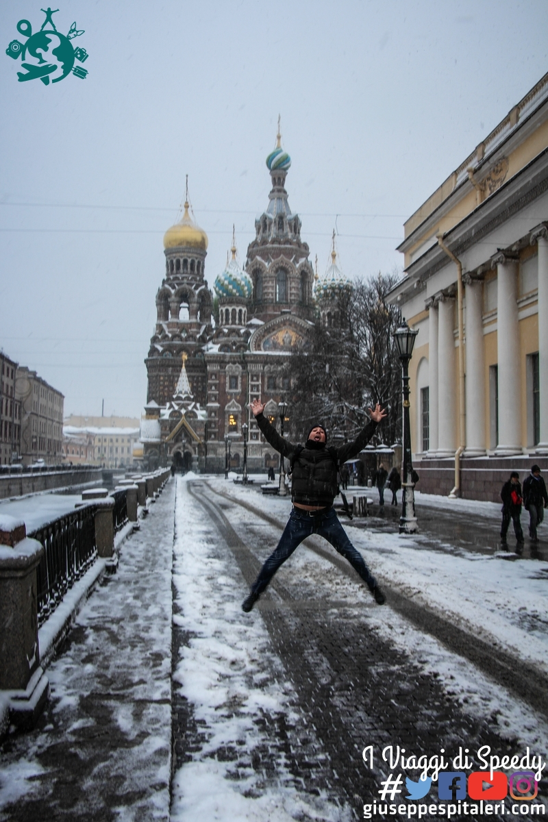 Un salto nella chiesa del Salvatore sul Sangue Versato a San Pietroburgo (Russia)