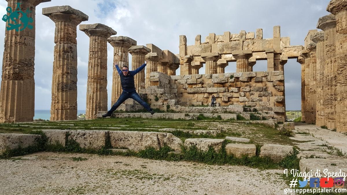 Un salto al Parco archeologico di Selinunte, Trapani (Sicilia/Italia)