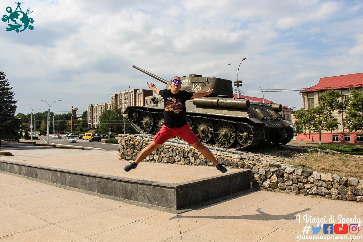 Un salto a Tiraspol capitale dello stato fantasma della Transnistria (Moldavia)