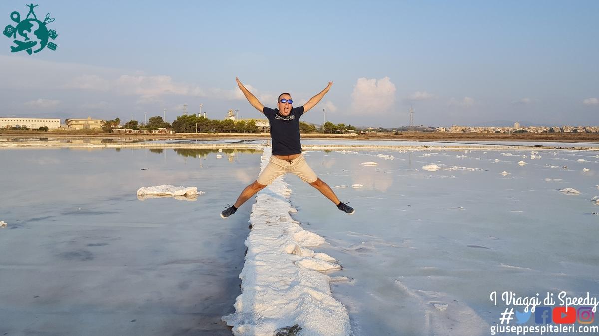 Un salto alle Saline di Nubia a Trapani (Sicilia/Italia)