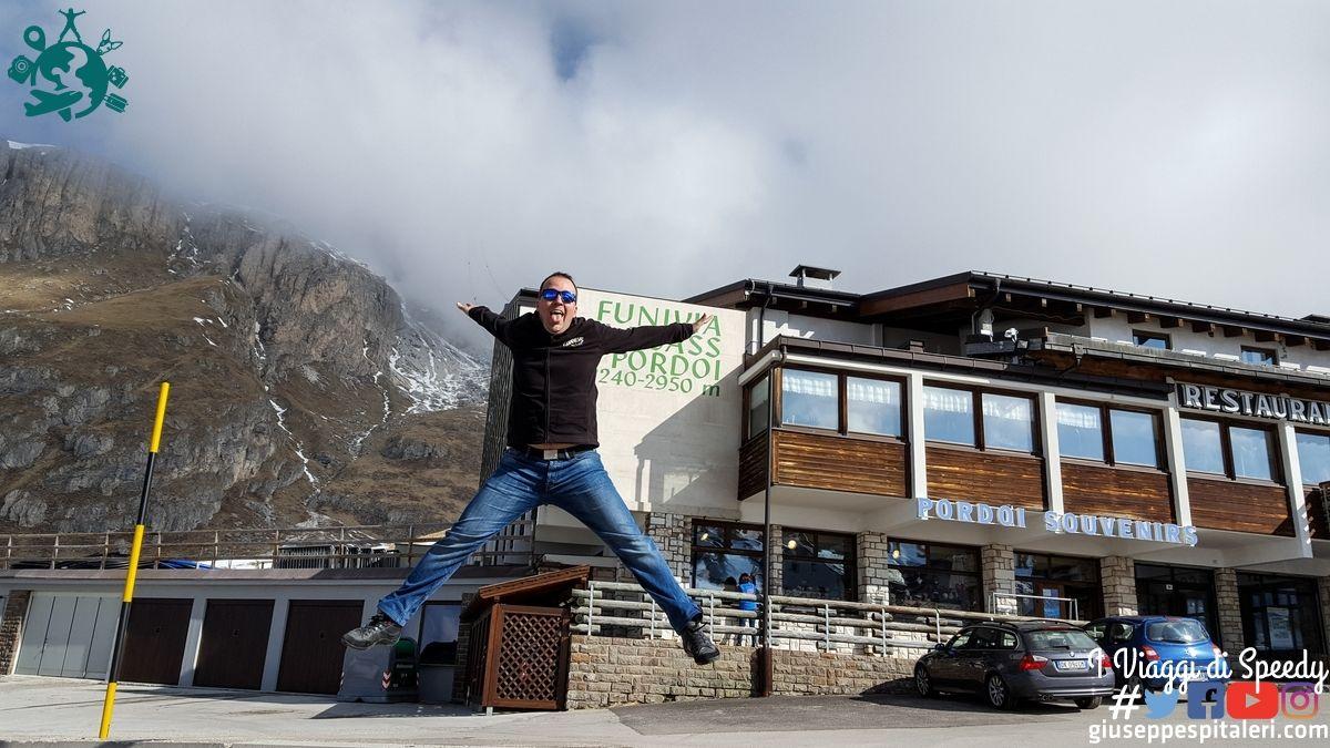 Un salto a Passo Pordoi 2240 metri