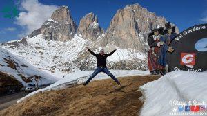 Mappa turistica della attrazioni sulle Dolomiti: foto, video e articoli