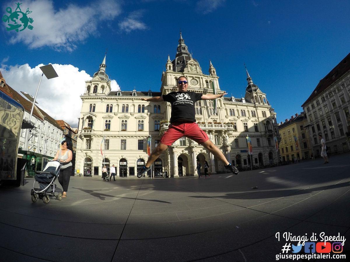 Un salto al municipio di Graz (Austria)