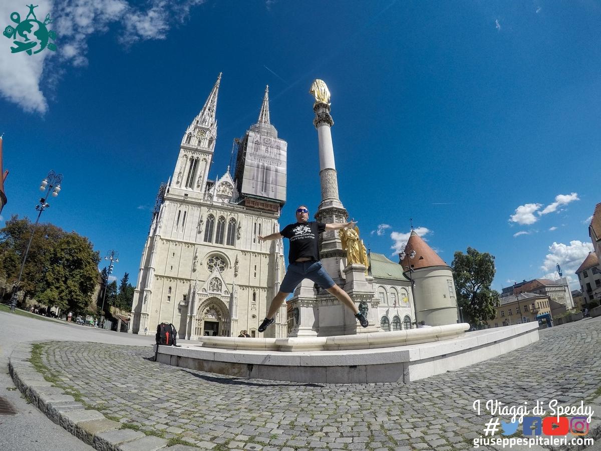 Un salto alla Cattedrale di Zagabria (Croazia)
