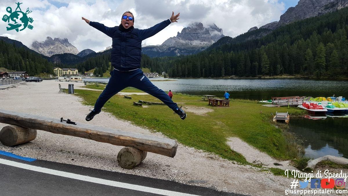 Un Salto nel Lago di Misurina 1754 slm (Dolomiti - Italy)
