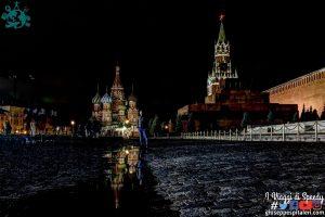 Weekend o settimana a Mosca tra Piazza Rossa e statue di Lenin