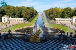 I Giardini Petherof: la Versailles russa a pochi chilometri da San Pietroburgo (Russia)