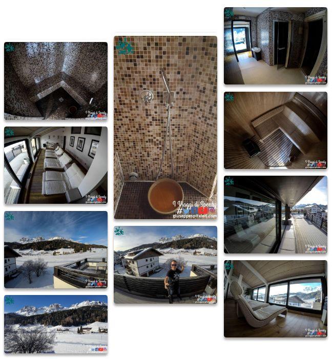 Book fotografico completo dell'Hotel La Torre Spa di Padola