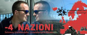 Visitare tutti gli stati dell'Europa? It's possible! -4 NAZIONI!!!