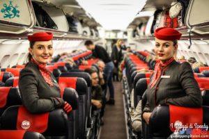 Ernest Airlines: vola da Bergamo, Napoli, Venezia, Roma Fiumicino e Milano Malpensa per Leopoli / Lviv.