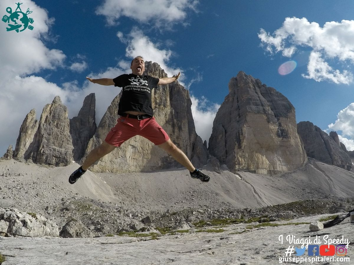 Un salto alle Tre Cime di Lavaredo (Dolomiti)