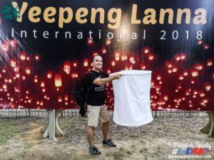 Video – Festival delle lanterne 2018 – Chiang Mai (Thailandia)