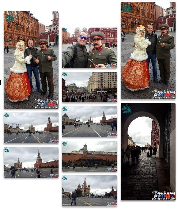 Book fotografico di Mosca (Russia) 2016