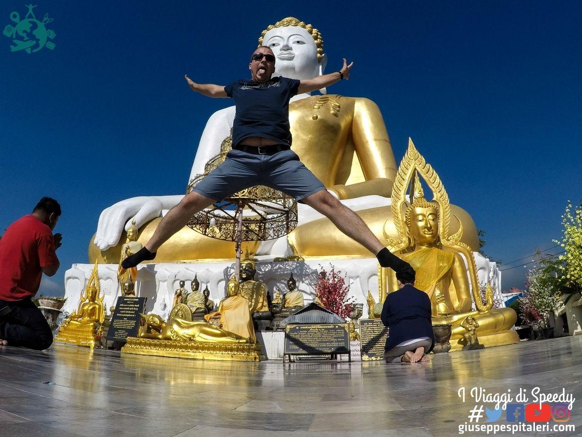 Un salto al Wat Phra That Doi Kam di Chiang Mai  (Thailandia)