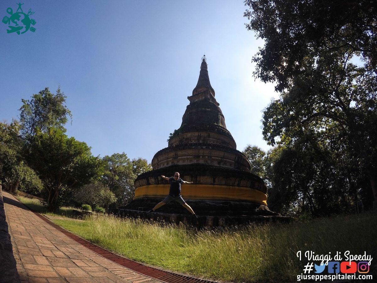 Un salto al Wat Umong di Chiang Mai (Thailandia)