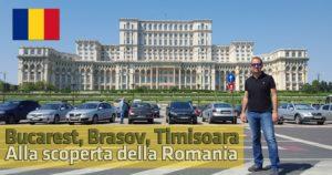 Bucarest, Timisoara, Brasov e Bran – Alla scoperta della Romania e del Conte Dracula