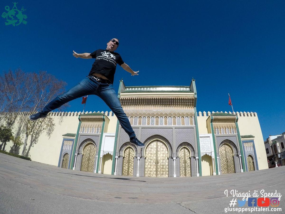 Un salto al Palazzo Reale di Fes (Marocco)