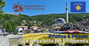 Pristina e Prizren rialzano la testa dopo la guerra in Kosovo del 1996/1999