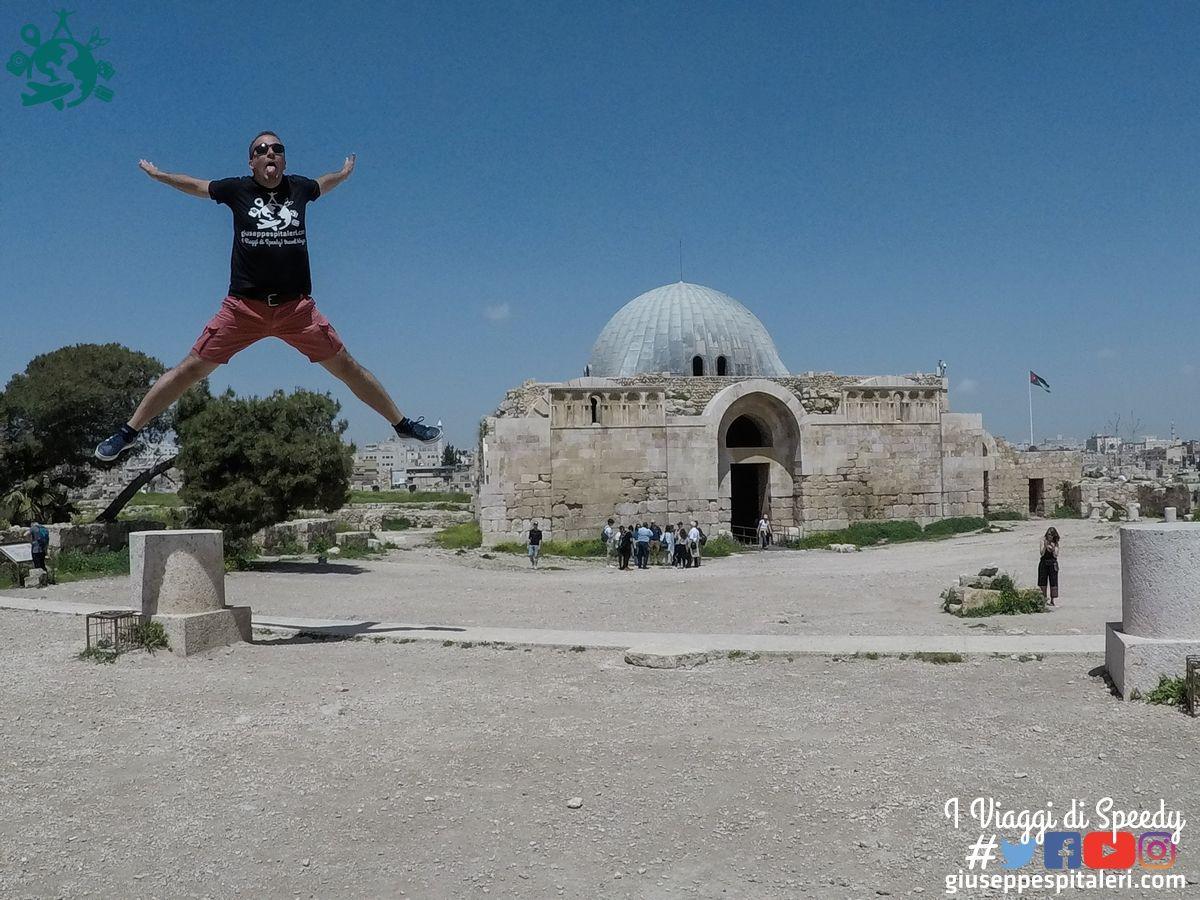 Un salto alla Cittadella di Amman (Giordania)