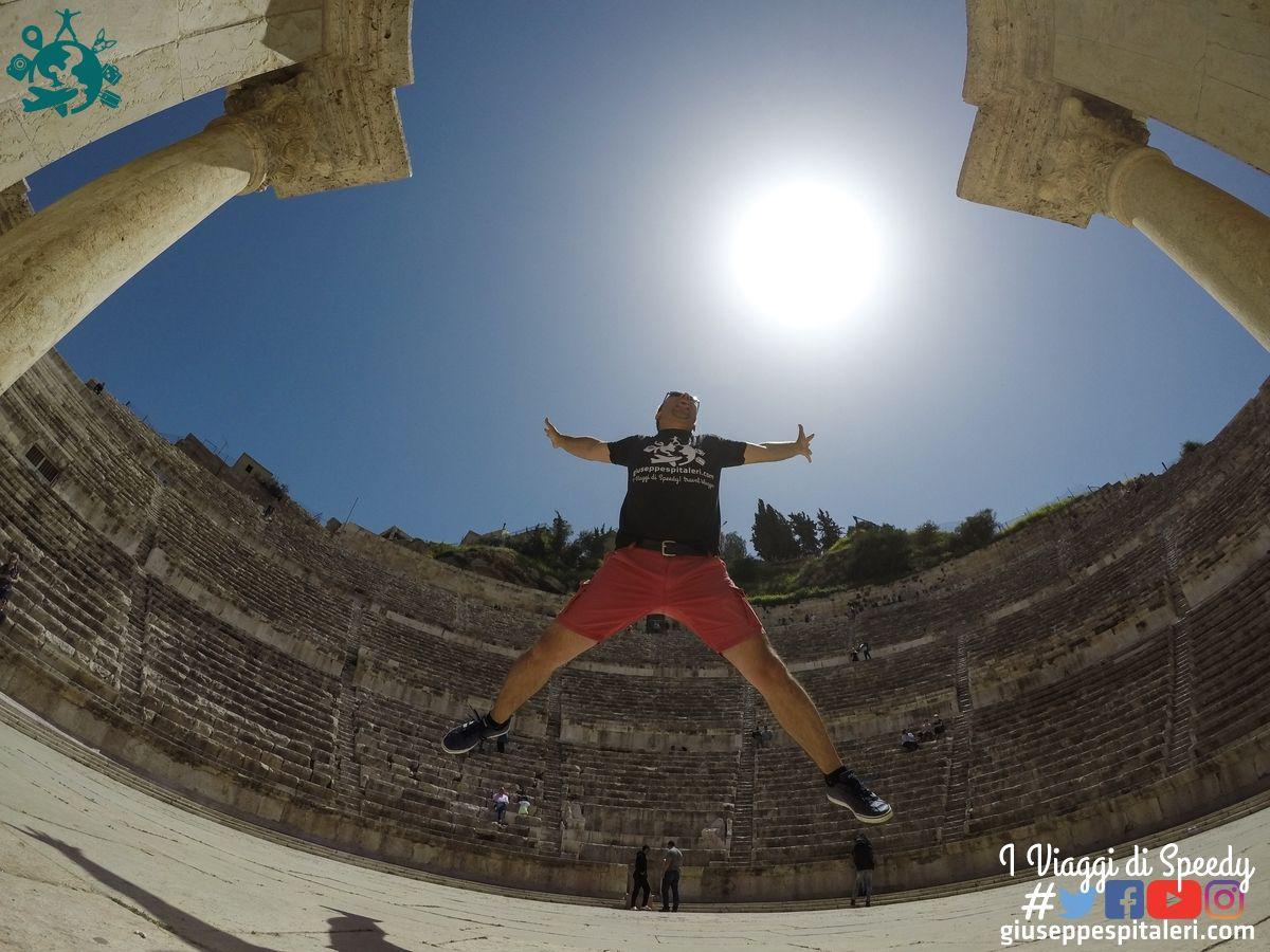 Un salto al Teatro romano di Amman (Giordania)