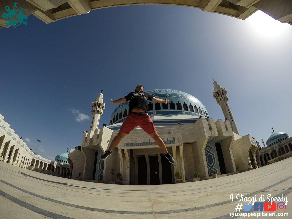 Un salto nella Moschea del Re Abdullah I - Amman (Giordania)