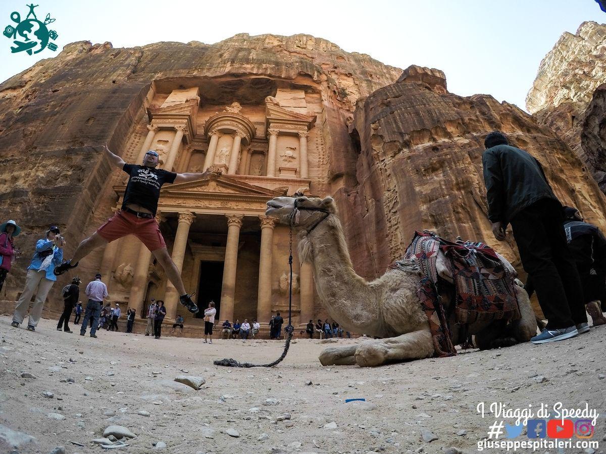 Un salto al Tesoro di Petra (Giordania)