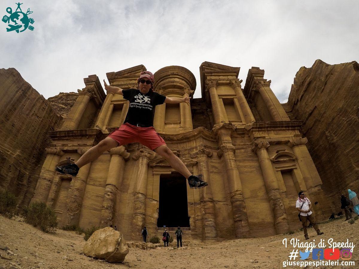 Un salto al Monastero di Petra (Giordania)