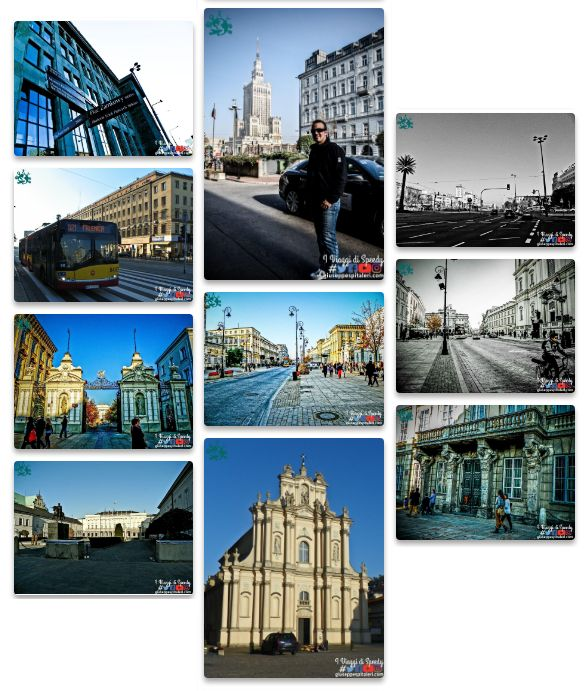 GUARDA IL BOOK fotografico di Varsavia del 2013