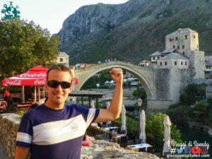 Weekend a Mostar (Bosnia Erzevovina) e il suo ponte (stari most) ricostruito