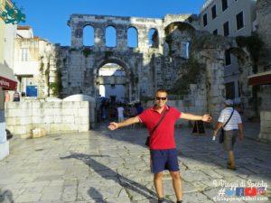 Spalato o Split (Croazia): la perla della Dalmazia e il Palazzo Diocleziano