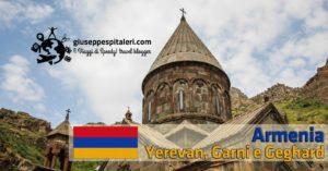 Armenia: Yerevan, Garni e Geghard