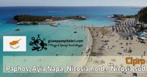 Cipro: dalle spiagge di Paphos e Ayia Napa alla capitale Nicosia divisa da un muro tra nord e sud