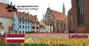 Lettonia da scoprire tra la sua capitale Riga ma anche tanta natura selvaggia e bellissime spiagge