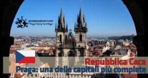 Repubblica Ceca -I mille volti di Praga: perfetta per giovani, coppie, single e anziani.