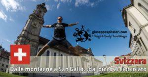 Svizzera: San Gallo e il Lago di Costanza alla scoperta dei monumenti, natura e cioccolato.