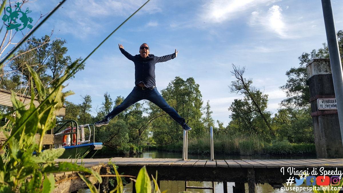 Un Salto al Parco Naturale di Biesbosch  (Olanda)