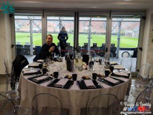 Stadio San Siro di Milano: vedere l'Inter in Executive Club tra una cena al ristorante e la tribuna VIP